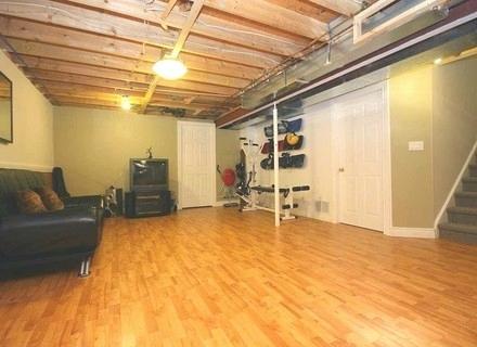 best basement ceilings