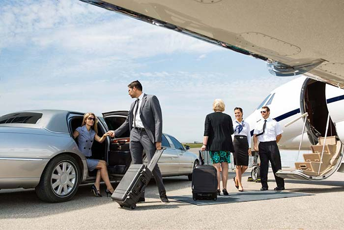 Airport transportation service