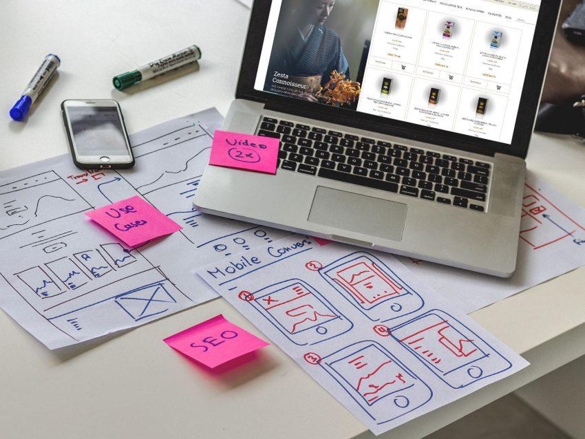 eCommerce website design agency Singapore