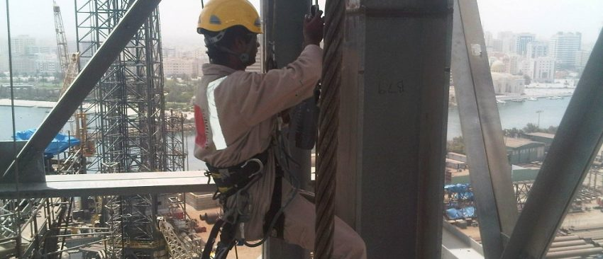 Singapore Industrial Rope Access