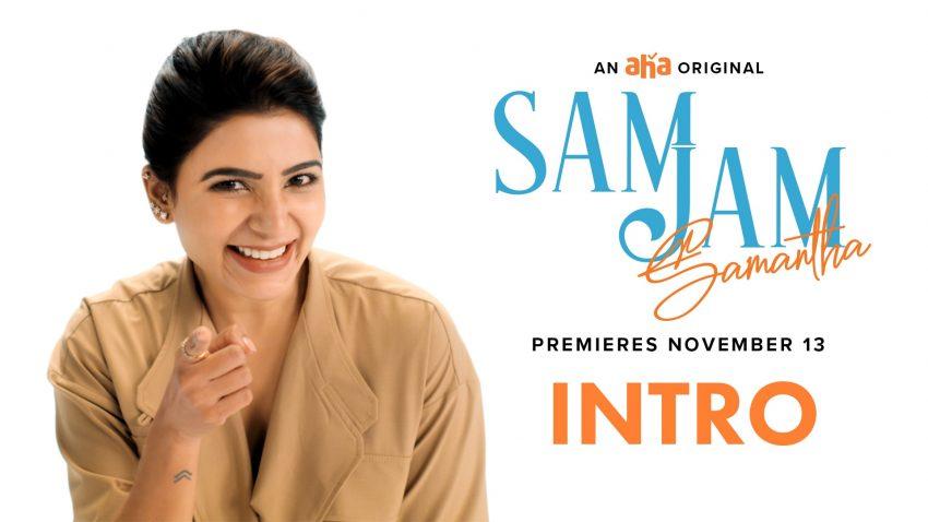 Samantha Show Review